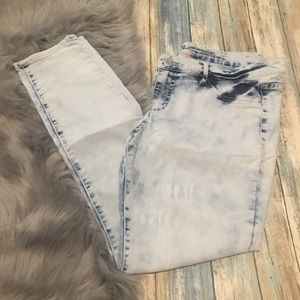 Mossimo Ankle Jeans